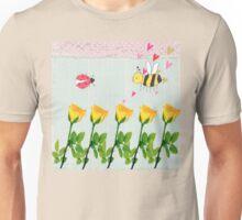 Mr B and Mrs C Unisex T-Shirt