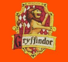 Gryffindor House!! by Tazi2u