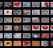 Love Hearts of Napoli by Hollyis