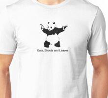 Punctuation Panda Unisex T-Shirt