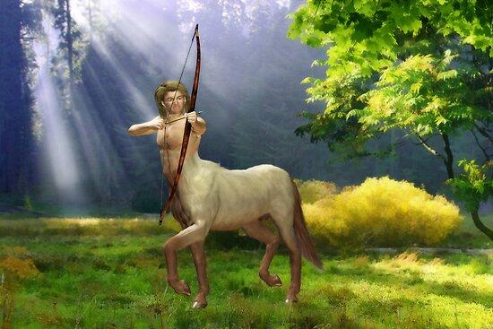 The Hunter by John Edwards