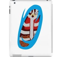 Portal to Your Insides [Blue] iPad Case/Skin