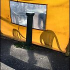 Chairs And Shadows by Jazzdenski