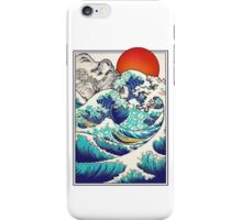 Asian Tides iPhone Case/Skin