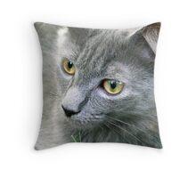 Ida-Close Up Throw Pillow