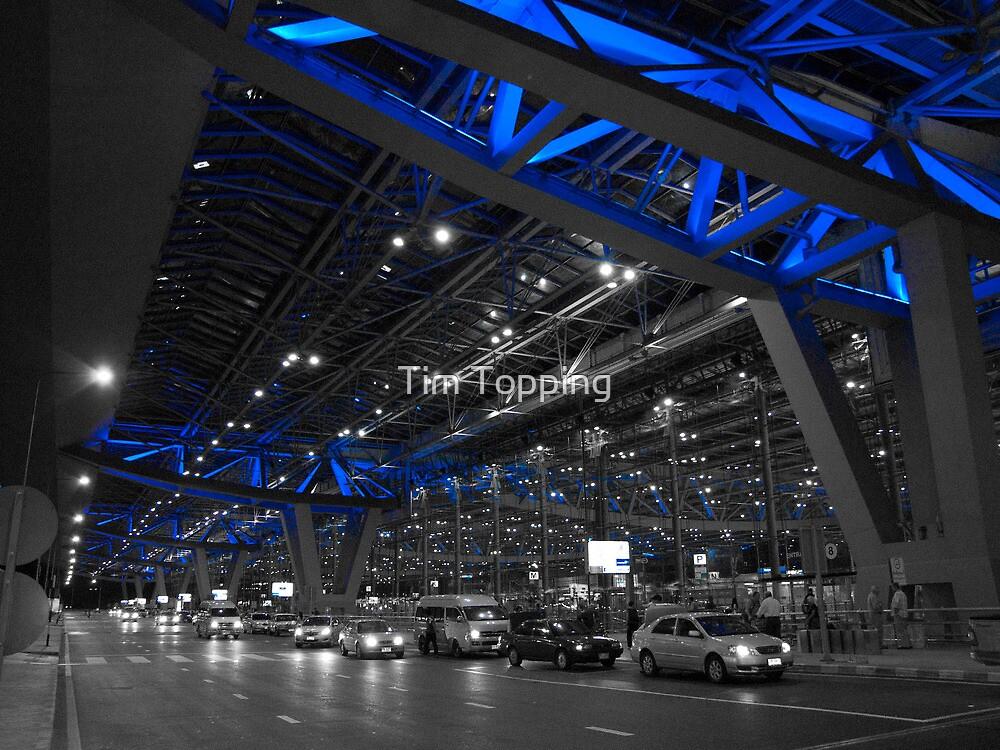 Bangkok Airport by Tim Topping