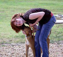 I've Got a Doggie Secret by shimschoot