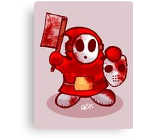 Shyguy the 13th Canvas Print