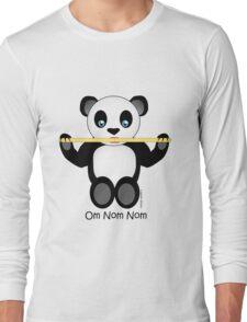 Xander Panda Noms Long Sleeve T-Shirt