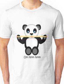 Xander Panda Noms Unisex T-Shirt