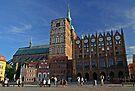 MVP93 Alter Markt Stralsund, Germany. by David A. L. Davies