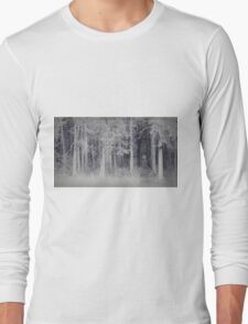 parallel forest 2 Long Sleeve T-Shirt