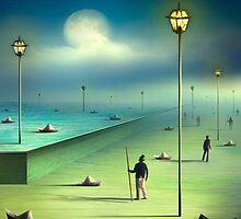 Os Barquinhos. by Marcel Caram
