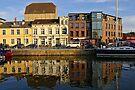 MVP99 Stralsund Harbour, Germany. by David A. L. Davies
