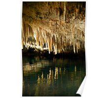 Crystal Caves, Bermuda Poster