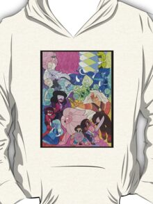 Steven Universe Stained Glass T-Shirt