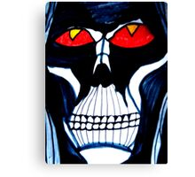 HALLOWEEN THE GRIM REAPER Canvas Print