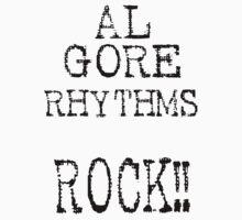 Al Gore Rhythms Rock! Kids Tee