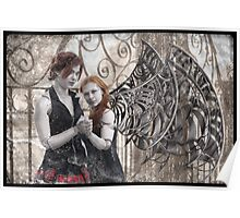 Gothic Photography Series 198 Poster