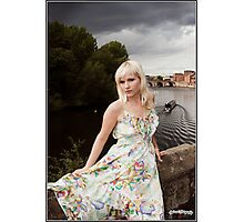 Anna - Worcester Photographic Print