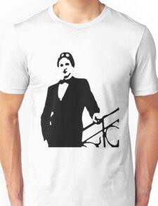Lee Stetson Tux Unisex T-Shirt