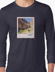 Canyon Hiker Polaroid T-Shirt