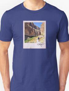 Canyon Hiker Polaroid T-Shirt