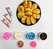 Doughnuts and frosting! by noam96
