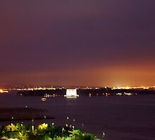 East River and Hudson River Merge, Lower Manhattan by mrjcruz2896