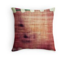Negative Throw Pillow