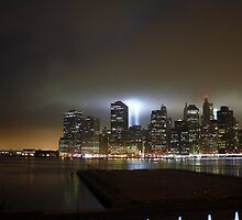 Manhattan Skyline by mrjcruz2896