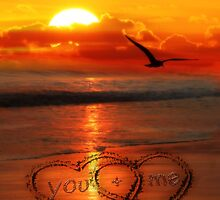 You + Me = Love by Doreen Erhardt