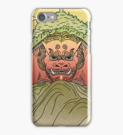 Prologue: The Enlightenment iPhone Case/Skin
