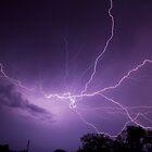 Fantastic Lightning Display by Kenneth Keifer