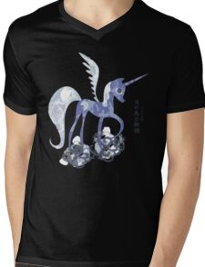 Luna: The Tale of the Moon Horse Mens V-Neck T-Shirt