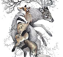 protect our wildlife  by Kate Powell