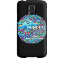 Paint the Night - A New Electrical Parade: Genie Samsung Galaxy Case/Skin