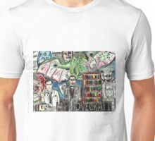 HP LoveCraft Unisex T-Shirt