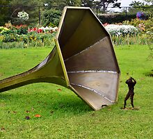 Masters Voice by Martina Fagan