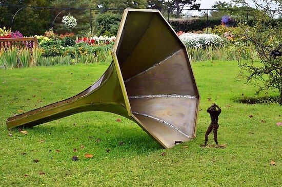 Masters Voice by Martina Fagan