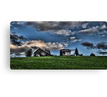 Farm Austria Canvas Print