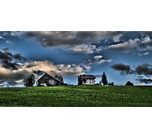Farm Austria Photographic Print
