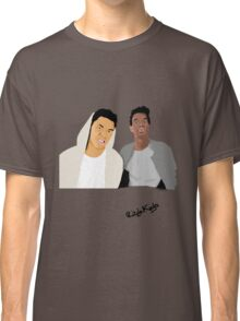 Rizzle Kicks Vector Classic T-Shirt