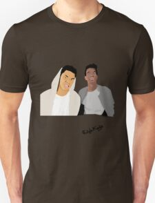 Rizzle Kicks Vector Unisex T-Shirt