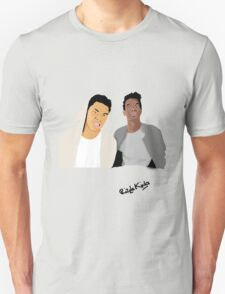 Rizzle Kicks Vector Unisex T-Shirt
