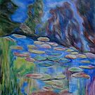 Reflections of Monet by Marsha Free