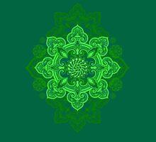 Imperial Green Musings Unisex T-Shirt