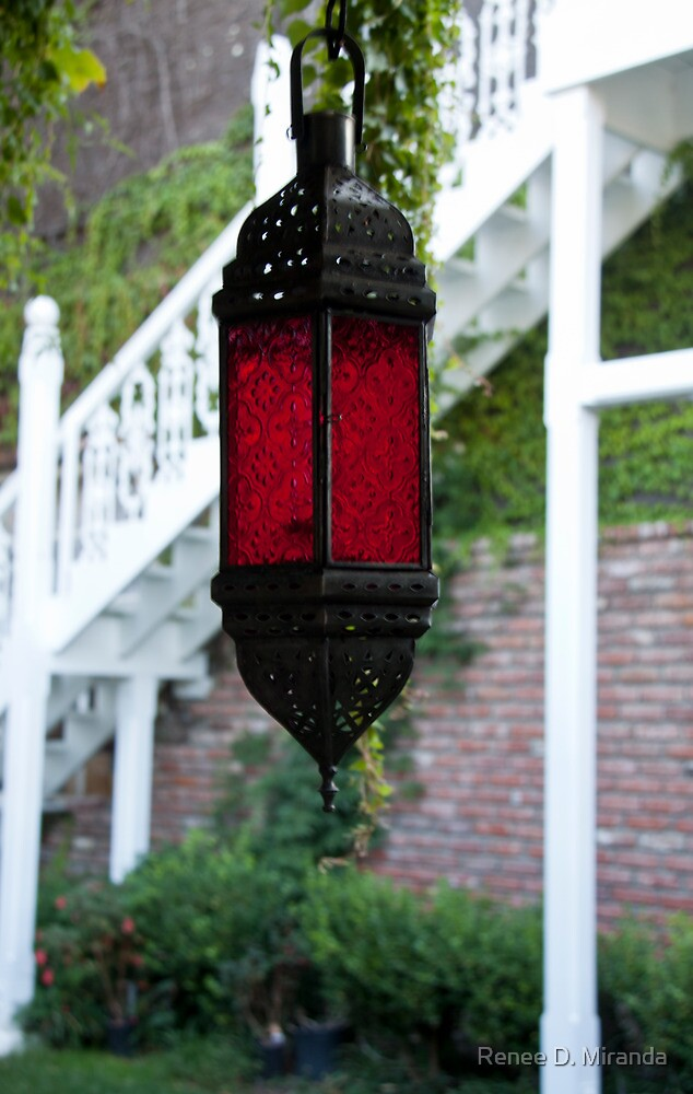 The Red Light by Renee D. Miranda