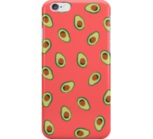 Avocado Collage iPhone Case/Skin
