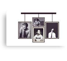 Picture Frames Canvas Print